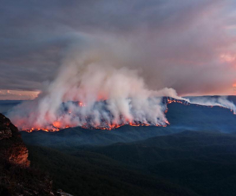 A big Bushfire