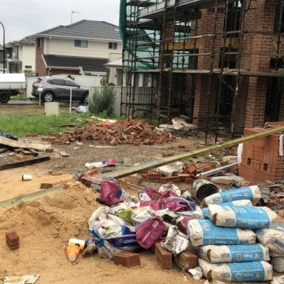 5 Benefits of Construction Waste Removal